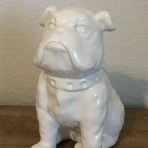 Accessories - French English Bulldog Frenchie Ceramic Statue
